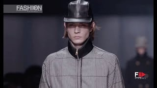 DUNHILL Highlights Fall 2019 2020 Menswear Paris - Fashion Channel