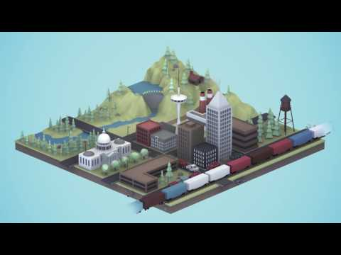Skyhook and Watson IoT: Using hybrid location solutions to keep assets on track