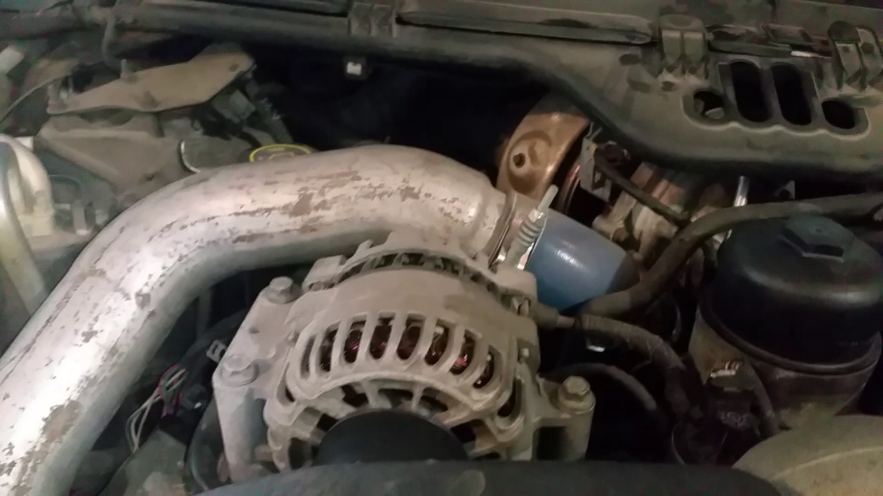 small resolution of 2006 f350 powerstroke 6 0 runs rough then dies no codes