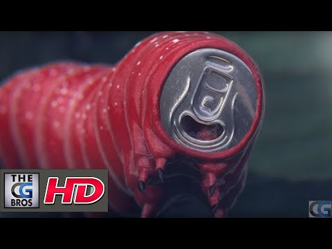 "CGI Animated Shorts : ""Branded Dreams - The Future Of Advertising"" - by Studio Smack 