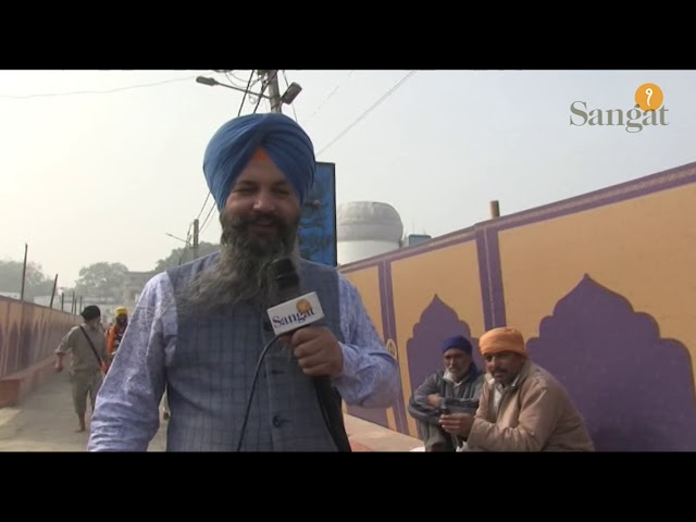 Gurdwara Sri Guru Gobind Singh Ghat - Kangan Ghat Darshan - Baba Bidhi Chand Ji - 350 Parkash Purab