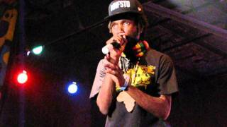 Kabaka Pyramid - Ready Fi Di Road (Live at Manifesto Jamaica 2011)