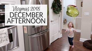 Vlogmas 2018 | December Afternoon | Feeling Better