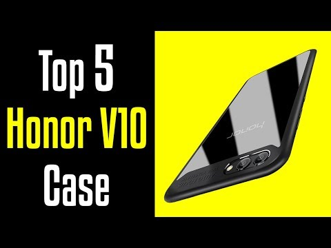 more photos 71f80 8ed11 🔻Top 5 Best Huawei Honor View 10 Cases!🔺[4K]