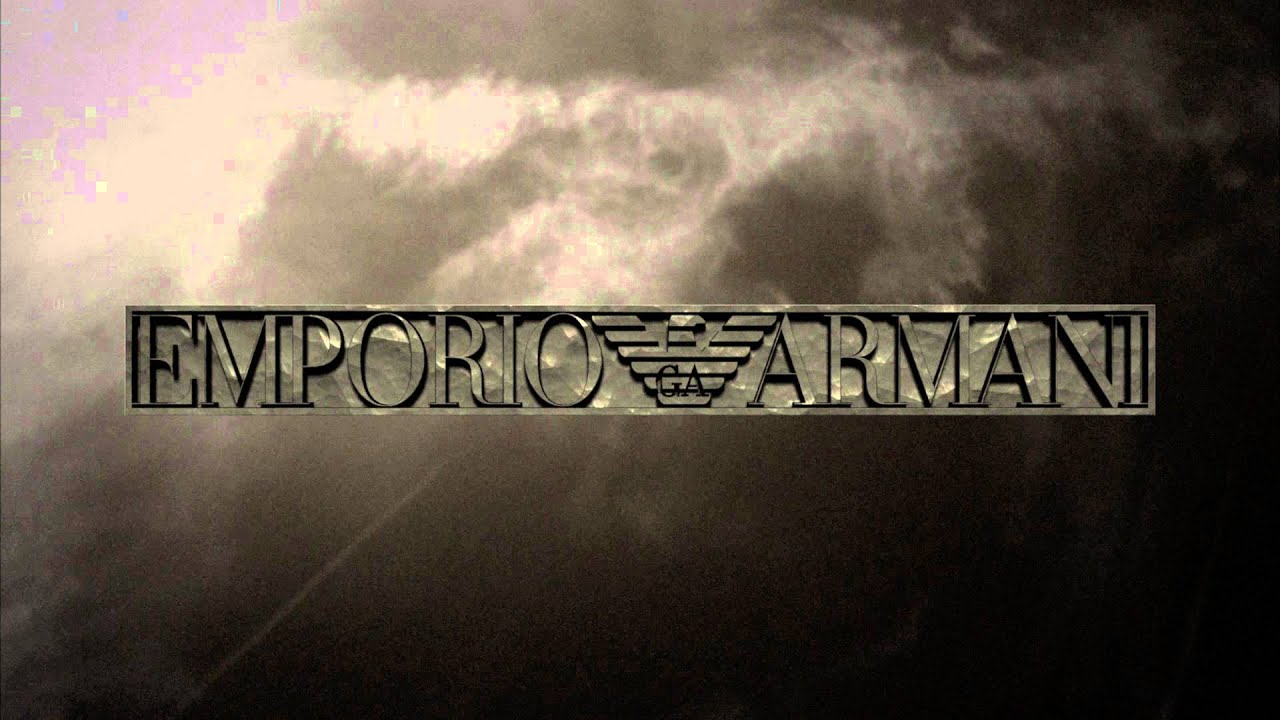 logo treatment emporio armani youtube