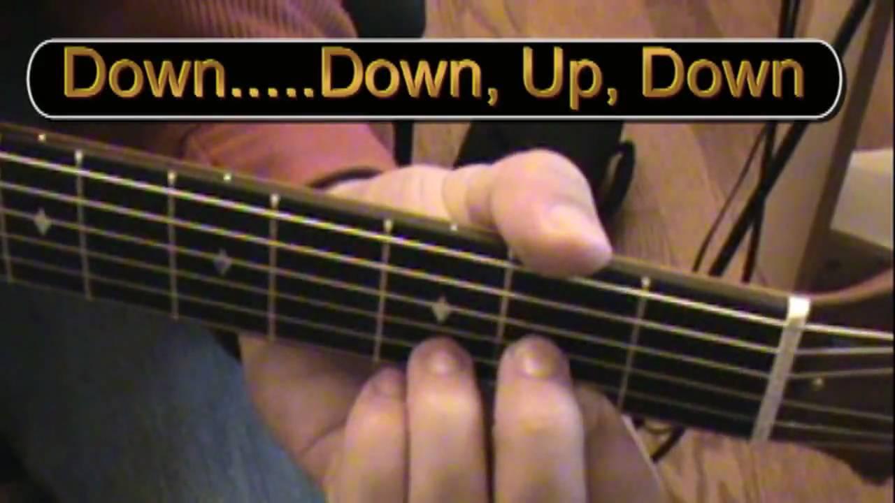 How To Play Heart Of Worship Matt Redman On Guitar Youtube
