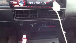 vendo SONY CDX-GT480US  con usb, aux, radio, mp3. .MOV