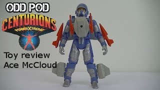 Centurions - Ace McCloud - Toy review