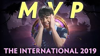 MVP of The International 2019 Group Stage — OG.Ana