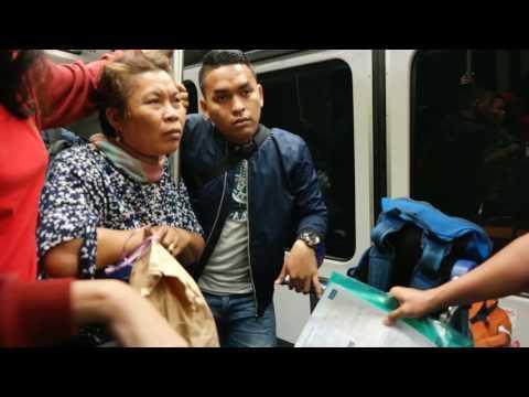 Daily Vlog 1   Indonesia   Singapore   Hongkong   San Francisco - Travel Diary