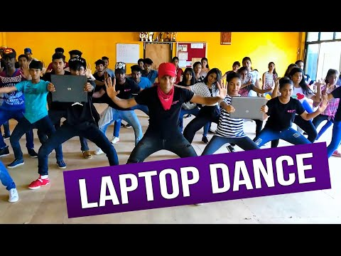 LAPTOP DaNcE for චීන හෝටල් || RaMoD with COOL STEPS