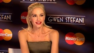 EXCLUSIVE: Gwen Stefani Says She