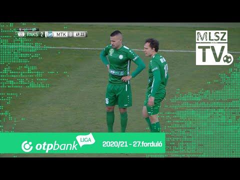 Paks MTK Budapest Goals And Highlights