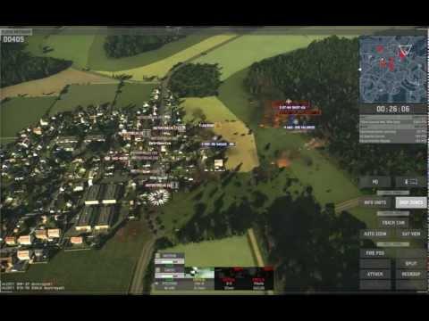 Wargame : European Escalation Op2M5 Evacuation Mission