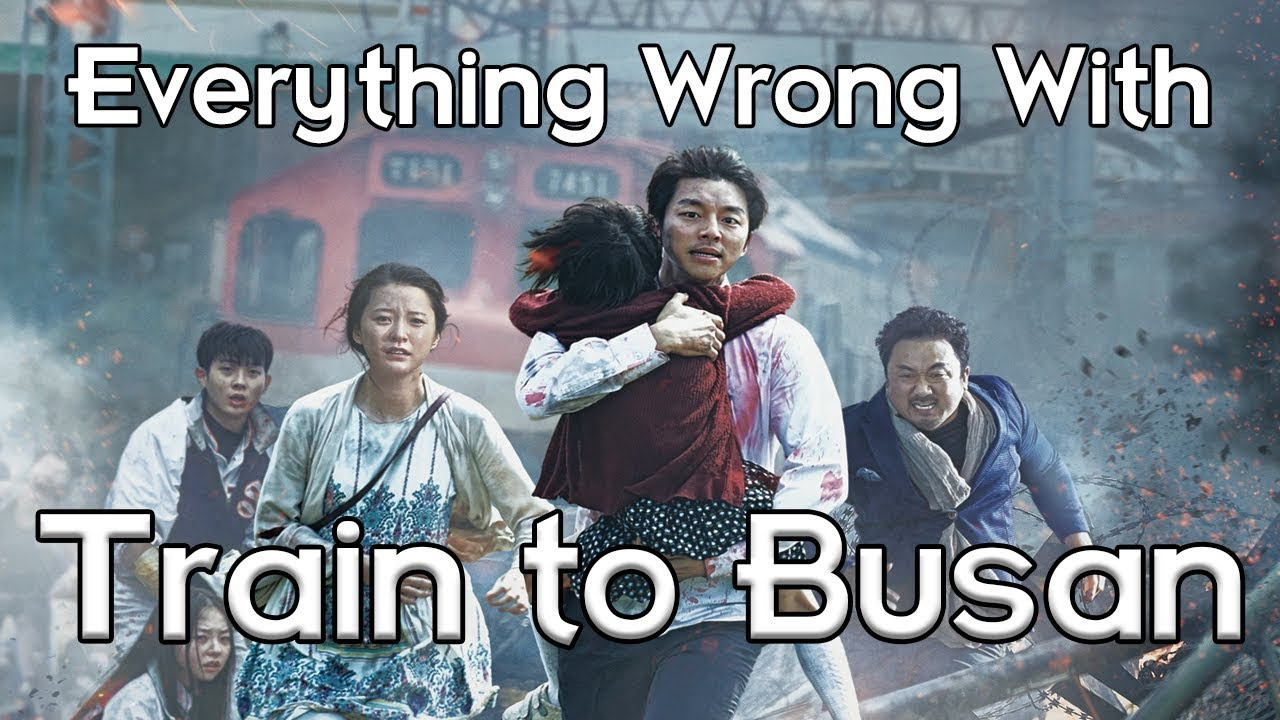 Download Everything Wrong with Train to Busan (Zombie Sins)