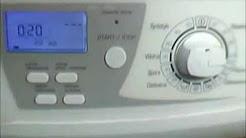Tryb serwisowy pralek serii amica PC PCT PCP Comfort