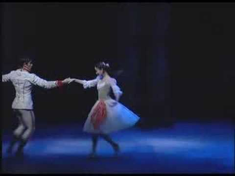 The Merry Widow: Act I Pas de Deux