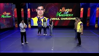 Kings of Kabaddi: Rahul Chaudhari gets candid with fans