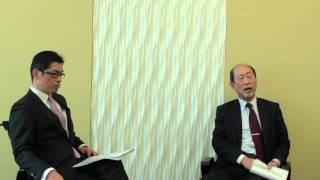 特別対談 PCIHD天野社長、JIA白岩社長