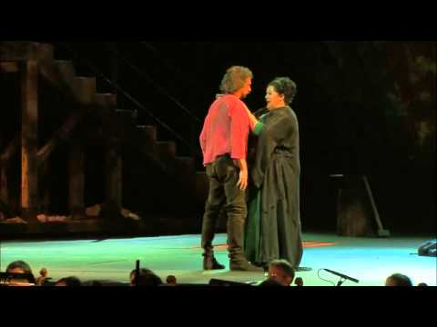 Il Trovatore (Giuseppe Verdi) - Extract from Act II with Fabio Armiliato and Ann McMahon Quinter