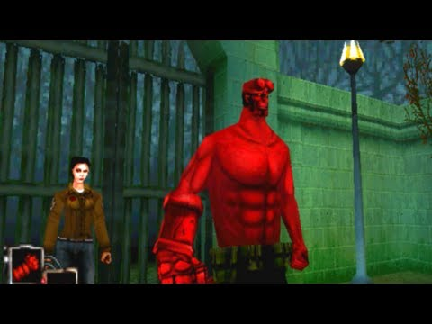 The WORST Playstation Game Ever Made: Hellboy Asylum Seeker Review