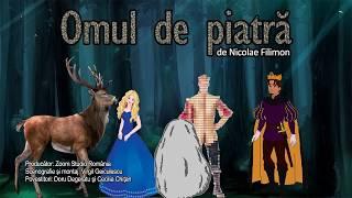 OMUL DE PIATRA, de NICOLAE FILIMON, POVESTI PENTRU COPII
