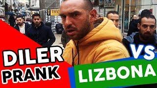 LIZBONA vs PRANK na DILERZE / Bartek Usa