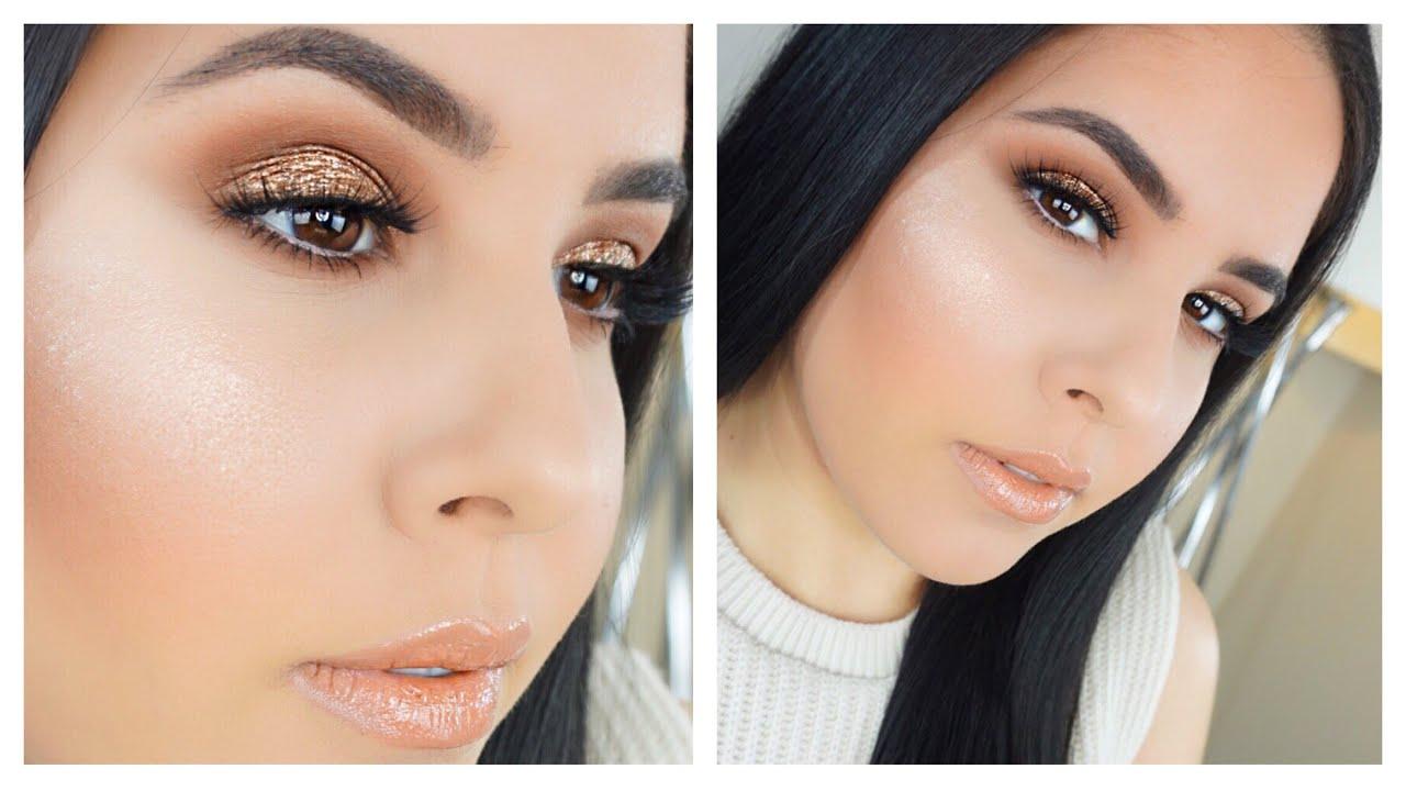 One Brand Makeup Tutorial Using Elf  Full Glam Under