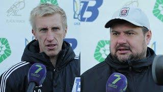 ФК «Балканы» - ФК «Горняк-Спорт»: после матча (27.03.2019)