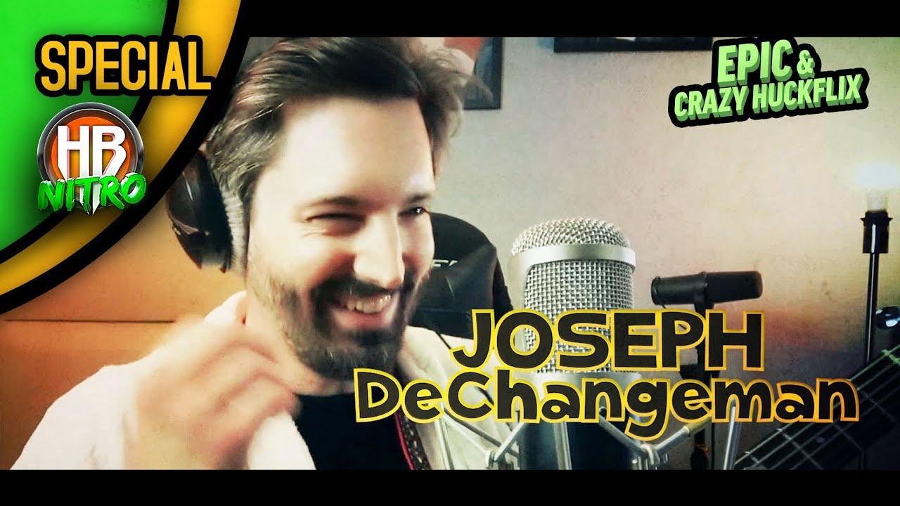 """Joseph DeChangeman ist bei """"Nerds of the Dead: OVERDRIVE"""" dabei! 😍"""