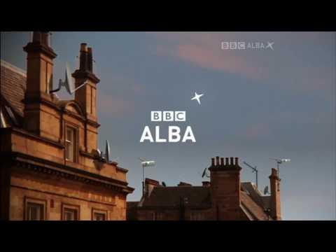Ident, BBC Alba. 2018.