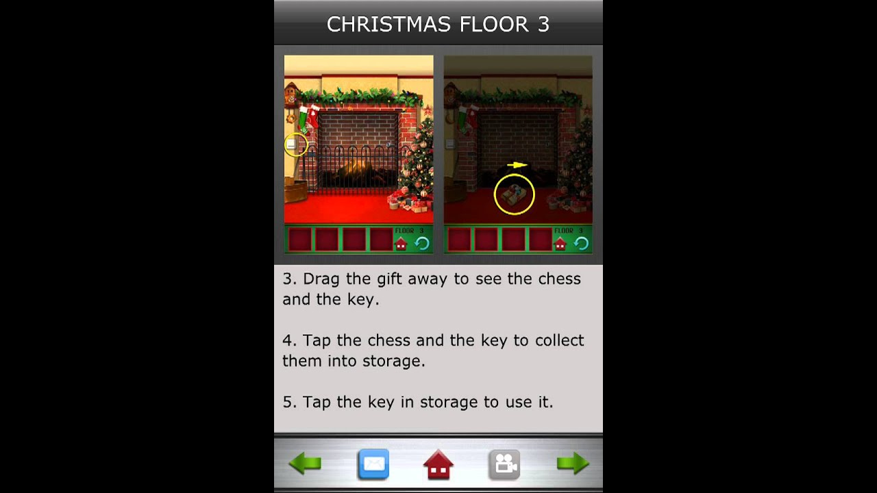 100 Floors Level 3 Christmas Special Solution Youtube