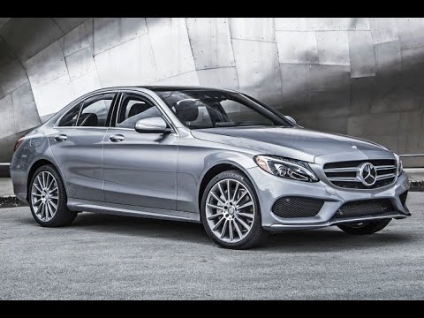 2016 Mercedes Benz C Class C300 Start Up And Review 2 0 L Turbo 4 Cylinder Youtube