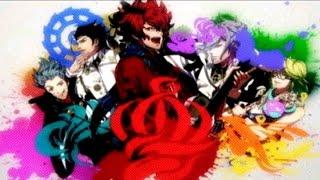 PS Vita/PSP 幕末Rock 超魂 リズムゲームパート楽曲MV ♪WHITE 坂本龍馬(...
