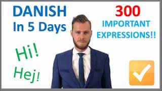 Learn Danish in 5 Days - Conversation for Beginners