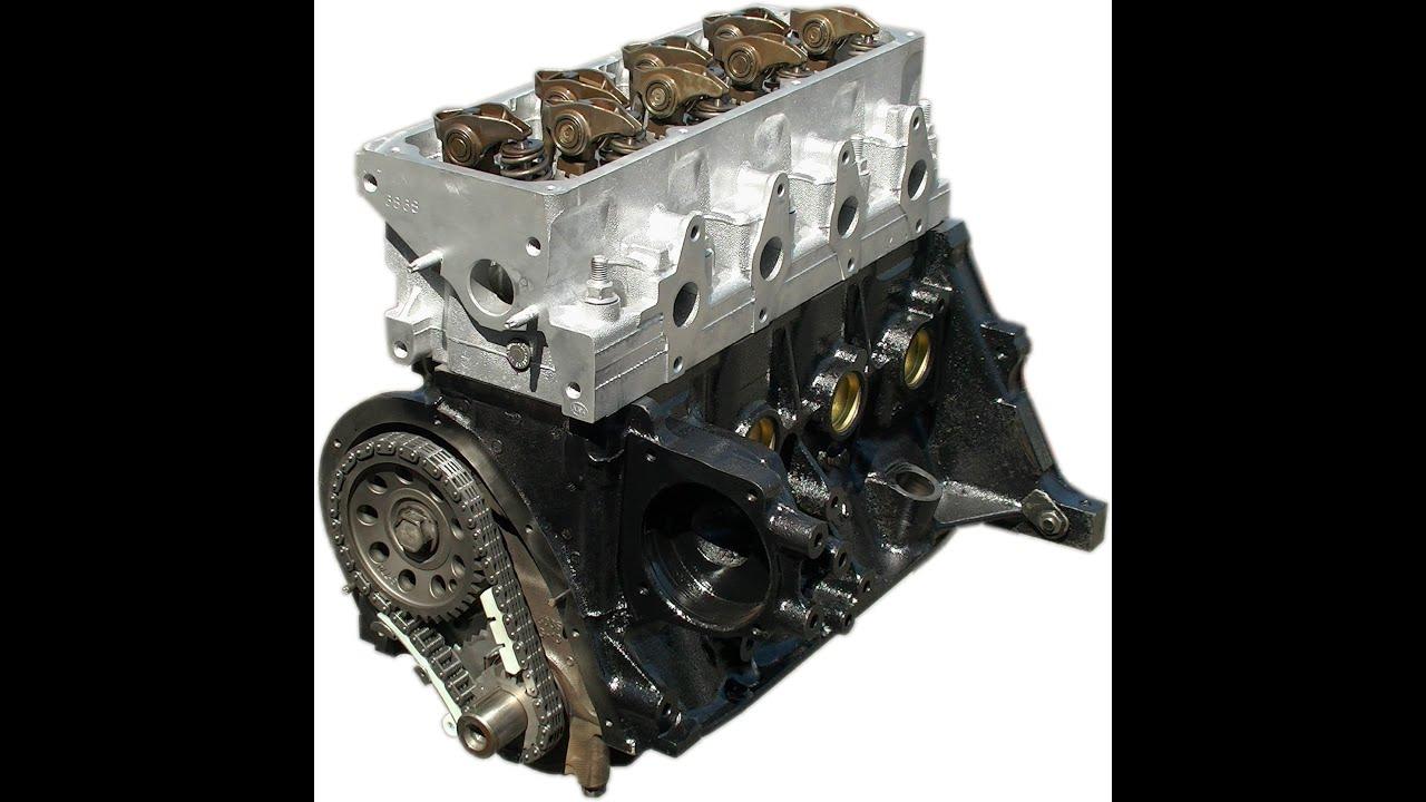 Reconstruccion De Motor Chevy S10 Pick Up  3