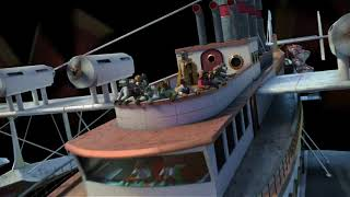 Luna Express - Hounds Ride On The Observation Deck