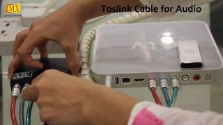RGB + Audio to HDMI Converter