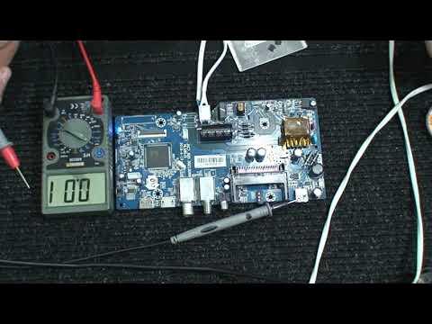 DEXP F32D7200C W не включается.