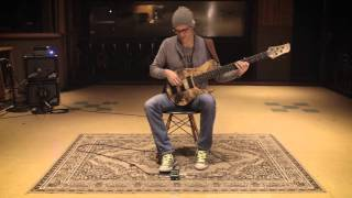 BOSS BC-1X Bass Comp featuring Janek Gwizdala