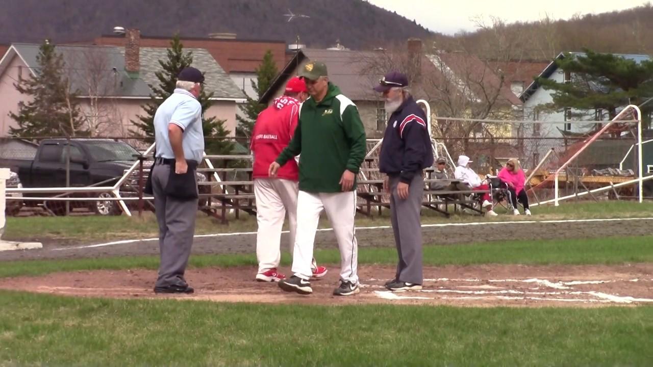 NAC - Saranac Baseball 5-7-19