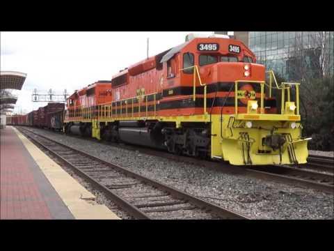 Dallas Trip Part 3 - Railfanning Union Station