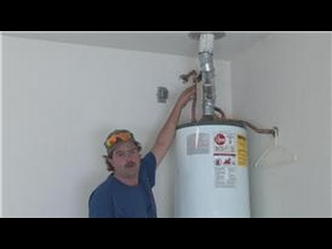 Hot Water Heaters How To Properly Vent A Gas Water