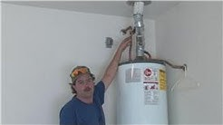 Hot Water Heaters : How to Properly Vent a Gas Water Heater