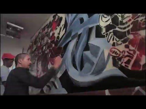 KUDéTA Madagscar - Street Art