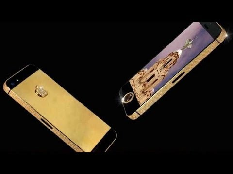 10 MOST EXPENSIVE MOBILE PHONES IN THE WORLD.