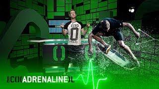 COOL adrenaline: Libovej freestyle a nejnovější wakeboardovej úlet