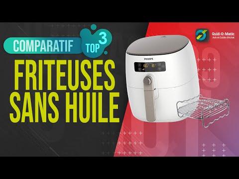 ⭐️ MEILLEURE FRITEUSE SANS HUILE (2020) - Comparatif & Guide D'achat