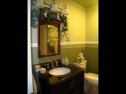 Bathroom & Blinds