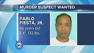 Police search for Salt Lake murder suspect